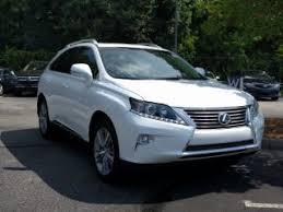 2015 lexus rx350 used 2015 lexus rx 350 for sale in augusta ga carmax