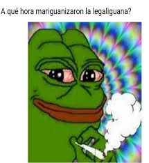 Memes De Marihuanos - los memes por la aprobaci祿n del uso recreativo de marihuana chilango
