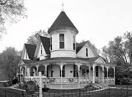 historic homes of colorado springs a hand tooled art book on