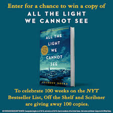 all the light we cannot see audiobook all the light we cannot see book by anthony doerr official