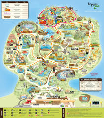 Zoo Map Zoo Map
