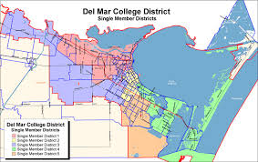 map of corpus christi mar district map