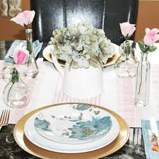 spring u0026 easter table setting ideas u2013 at home with zan
