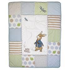 rabbit crib bedding lambs rabbit crib set 4 count baby