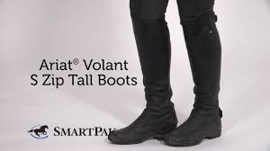 s zip boots ariat volant s zip boot review