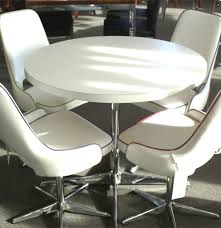 kitchen table with swivel chairs swivel kitchen chairs awesome wheels casual dining cushion and tilt