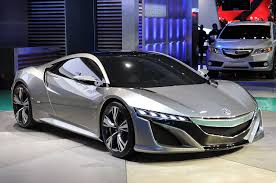 How Much Is The Acura Nsx Acura Nsx Concept Detroit 2012 Photos Photo Gallery Autoblog