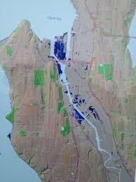 West Seattle Neighborhood Map by Rising Sea Levels Will Put Seattle Neighborhoods Under Water