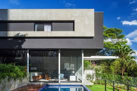 modern day houses brazilianmodern poised multilevel family home in sao paulo 6044