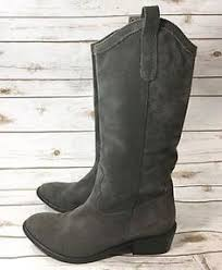 womens black suede boots size 11 jeffrey cbell zubby black platform wedge boots womens size 11