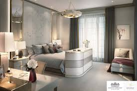 apartments glamorous modern penthouse bedroom ideas with large