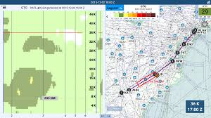 Delta Route Maps by Groundbreaking App Helps Delta Pilots Avoid Turbulence Delta