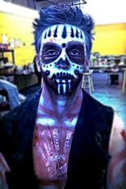 airbrush special effects makeup makeup work at fright for the terror trail