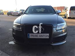 used audi rs6 cars spain