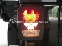 jeep wrangler brake light cover jwt02 transformers tail light guard rear light cover for jeep