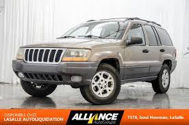 2001 gray jeep grand cherokee pre owned 2001 jeep grand cherokee laredo 4x4 in lasalle pre