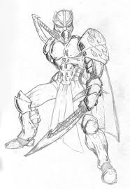 best bionicle coloring pages 11 for your picture coloring page