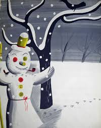 white snow bright snow by alvin tresselt illustrated by roger