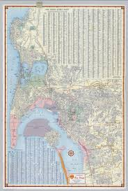 Maps San Diego by Shell Street Map Of San Diego David Rumsey Historical Map
