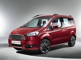 Ford Corier New Ford Courier Emerges As People Carrier Commercial Motor