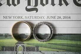 nyc wedding band jewelry photos nyc wedding rings inside weddings