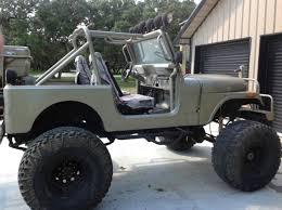 mudding truck for sale jeep cj7 4x4 lifted mud truck rock climbing off road hunting truck