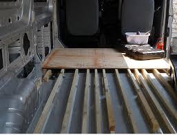 install flooring build a green rv