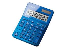 calculatrice bureau canon ls 123k calculatrice de bureau 12 chiffres différentes