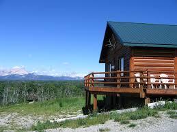 montana log home glacier park st marys duc vrbo