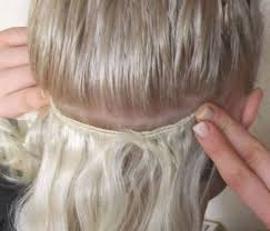 lush hair extensions how to make your own hair extensions with diy wefts
