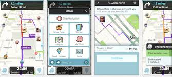 waze android waze 3 8 makes it easier than to track your friends