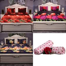 top bed sheets pack of 3 double bed sheet with 2 top sheets by bella casa bed