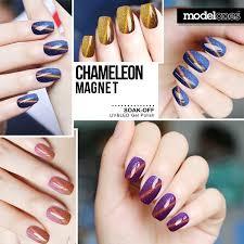 modelones 10ml newest chameleon magnet nail gel soak off uv led