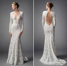 Stylish Wedding Dresses Stylish Long Wedding Dresses For Brides