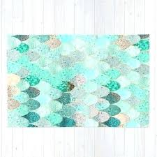 lil baby shower decorations mermaid nursery decor summer rug room ideas and baby shower