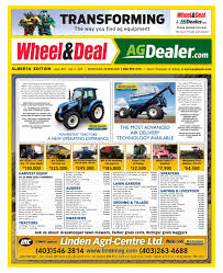 wheel u0026amp deal alberta july 2 2012 by farm business