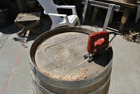 How To Measure For A Kitchen Sink by How To Make A Wine Barrel Sink Raymondo