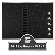 30 Electric Cooktops Kitchenaid Architect Series Ii Kecd807xss 30