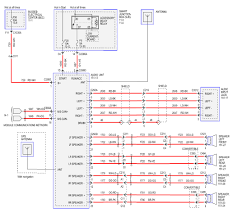 mustang radio wiring diagram mustang wiring diagrams instruction