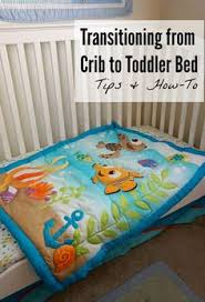 When To Get A Toddler Bed What To Expect When Moving Baby From Crib To A Toddler Bed Great