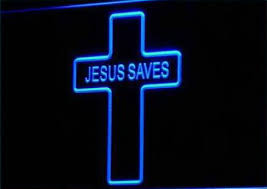 Neon Lights Home Decor Jesus Saves Home Decor Display Neon Light Sign Jesus Saves Home