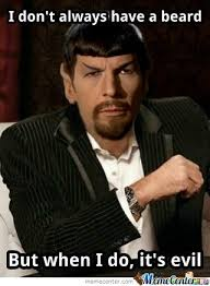 Spock Memes - evil spock the most interesting man in the galaxy by thedeathberry