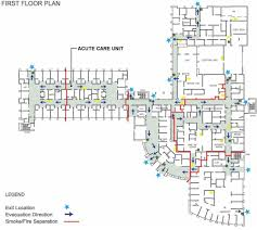 Fire Evacuation Floor Plan Samples U2014 Baseplansurvey
