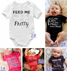 2018 newborn 2016 ins baby boys rompers costumes lovely child