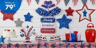 patriotic decorations a simply unforgetable party shop