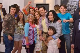 imagenes de familias aztecas tv azteca en méxico ya estrenó sus tres familias televisión