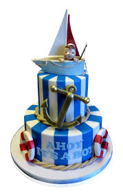 ahoy it u0027s a boy baby shower cake cmny cakes