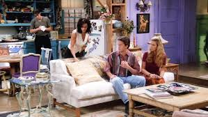 missing the central perk gang u0027friends u0027 comes to london with