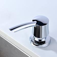 Chrome Kitchen Sink Gicasa Bathroom Kitchen Sink Soap Dispenser Polished Chrome Deck