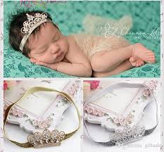 how to make headband for baby lovely princess crown headband baby girl hair accessories tiara